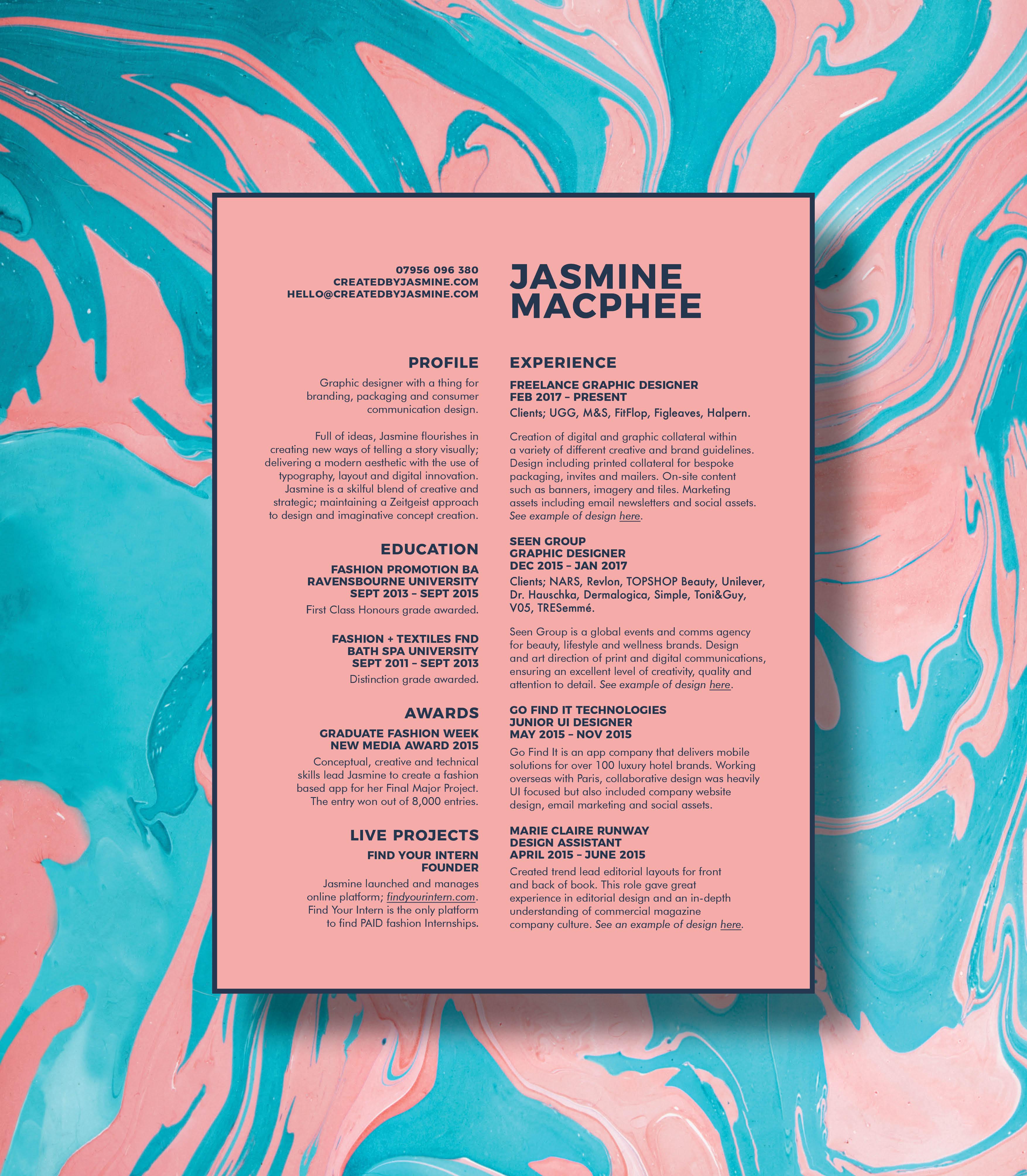 Jasmine MacPhee_CV_2019_02