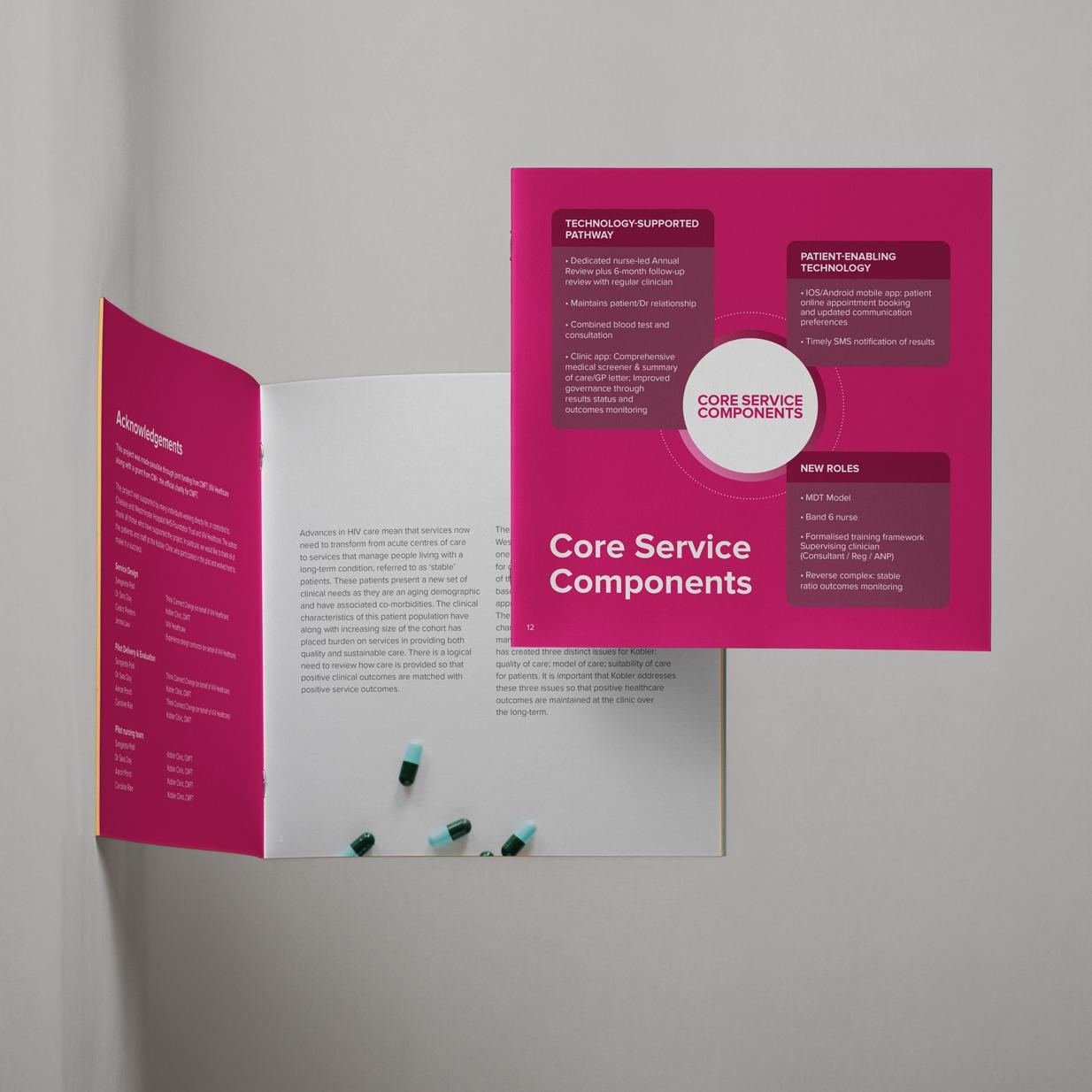 NHS Brochure