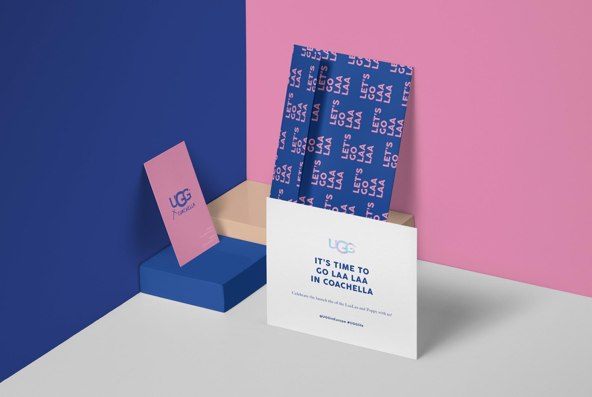 UGG_Coachella_Packaging-Design_Infuencer-Mailers_2